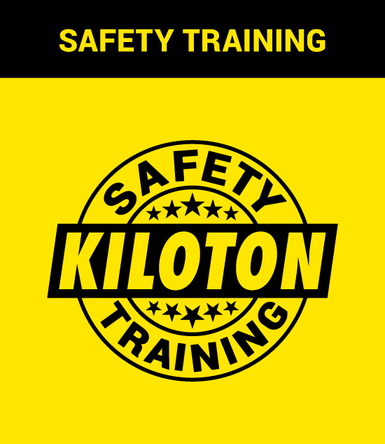 Kiloton Safety Training