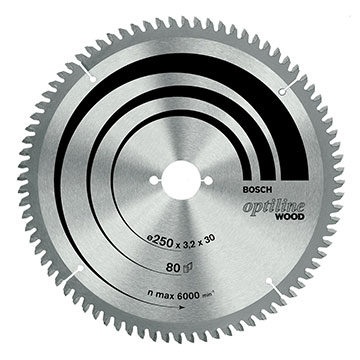 Bosch Circular Saw Blades, Bosch Power Tools