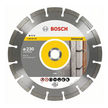 Bosch Diamond Cutting and Grinding Tools, Bosch Power Tools and Accessories