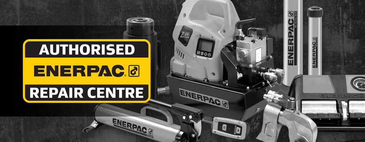 Authorised Enerpac Repair Centre