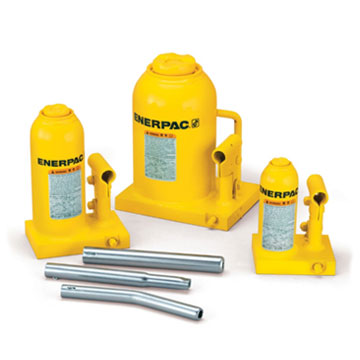 Enerpac - GBJ Series Bottle Jacks, Enerpac Specialty Lifting Products