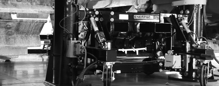 Enerpac Hydraulic, Kiloton