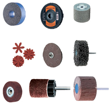 PFERD Fine Grinding and Polishing Tools, PFERD Abrasives