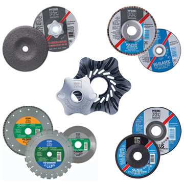 PFERD Grinding and Cut-Off Wheels, PFERD Abrasives