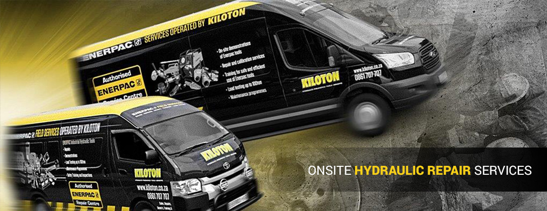 Onsite Hydraulic Repair Services
