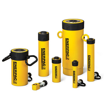 RC-506, RC-50, RC-2510, RC-154, RC-10010, RC-55, RC-1010, Enerpac RC-Series DUO, Single-Acting Cylinders