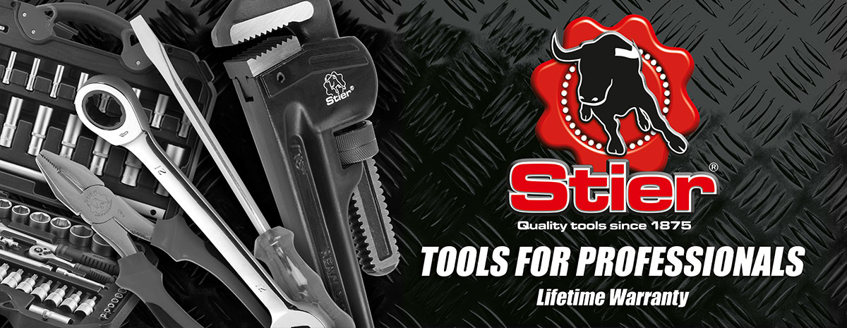 Stier Tools For Professionals