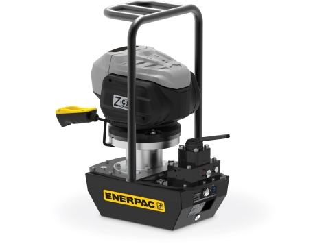 Enerpac ZC-Series battery operated pumps