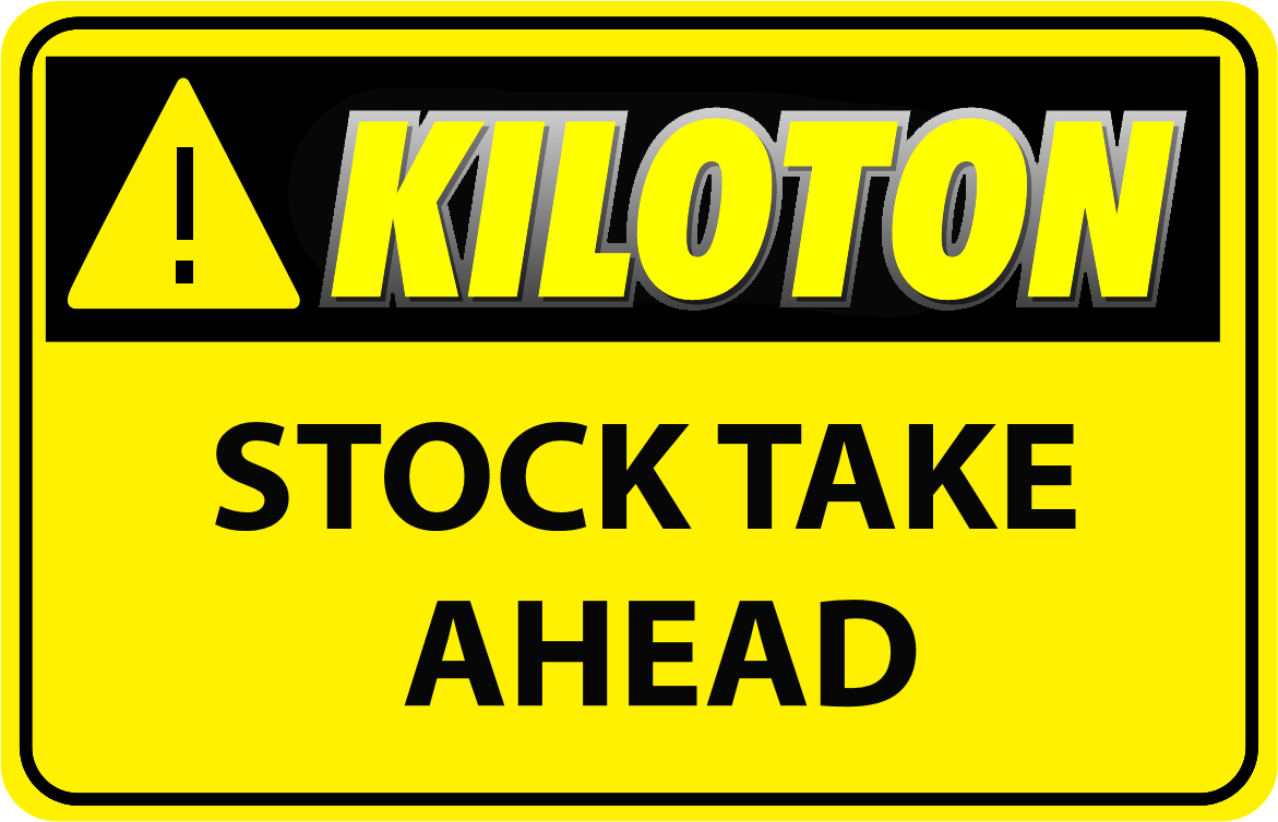 kiloton-stock-take-ahead