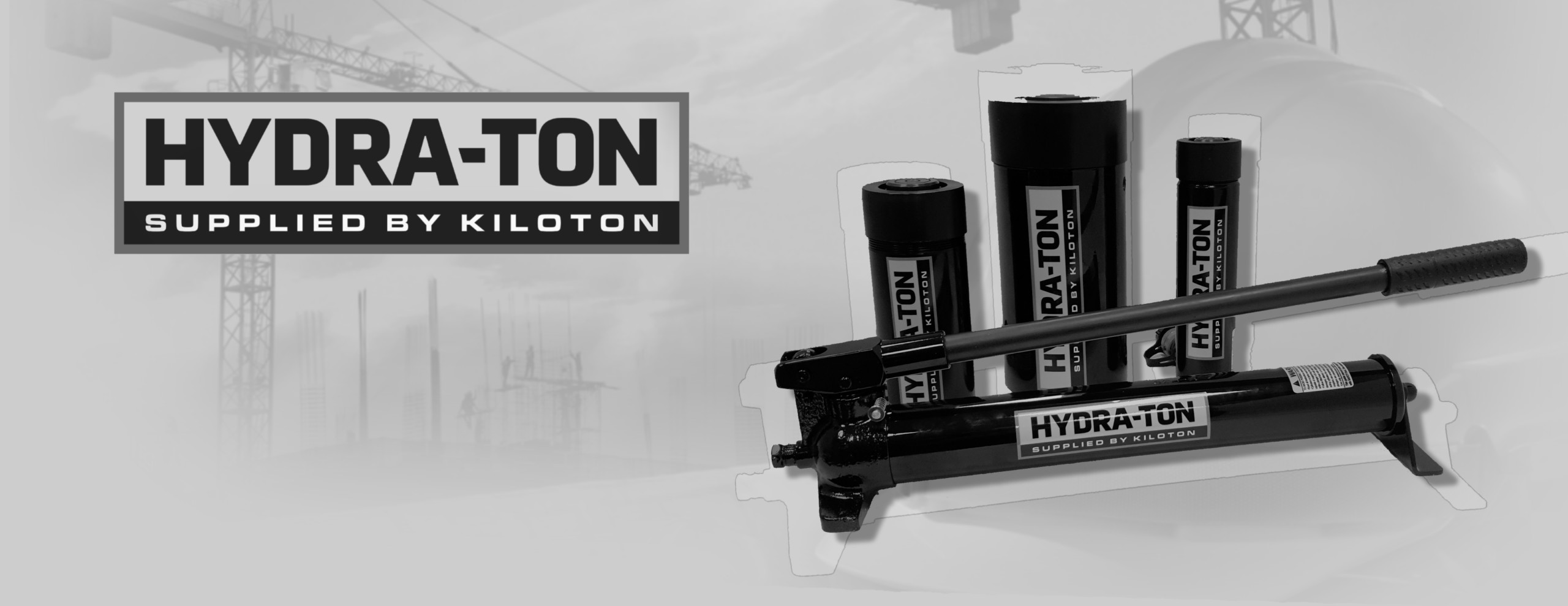 Hydra-Ton Black and White Website Image