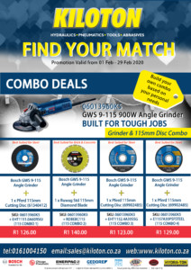 Kiloton Find Your Match February Promotion