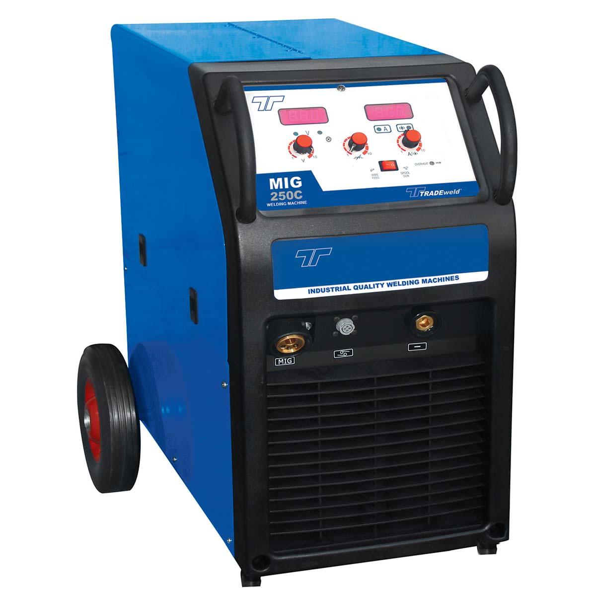 TradeWeld MIG Welding Machines