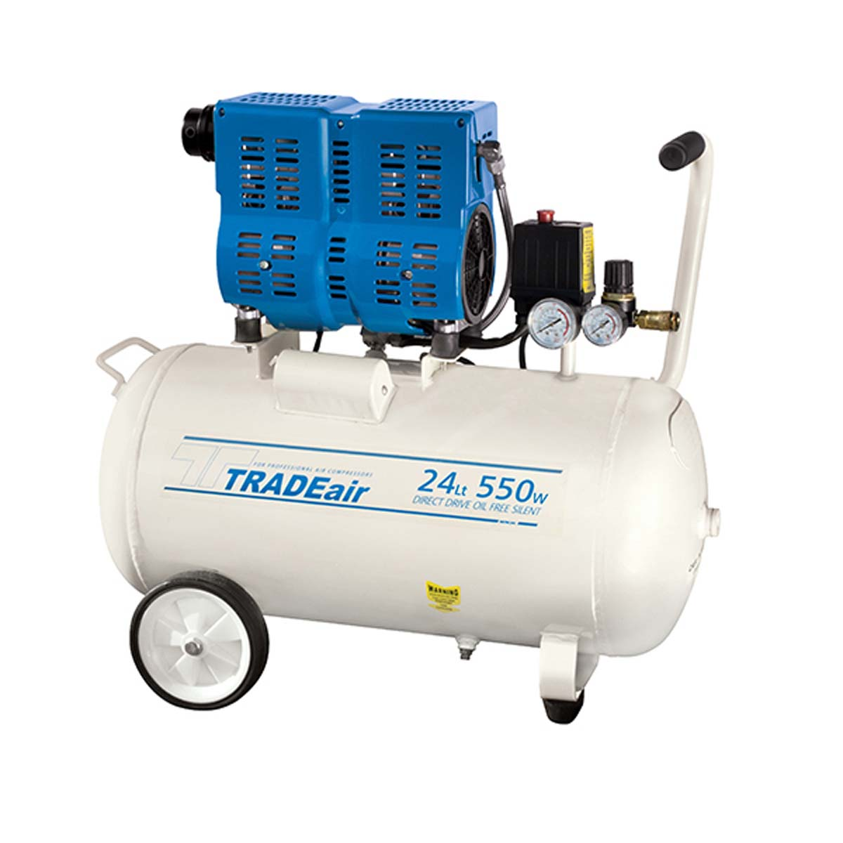 Direct Drive Silent Oil Free Compressors
