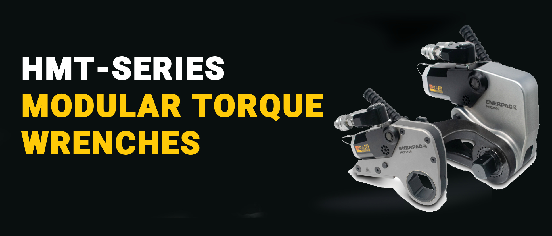 Enerpac HMT-Series Product Launch