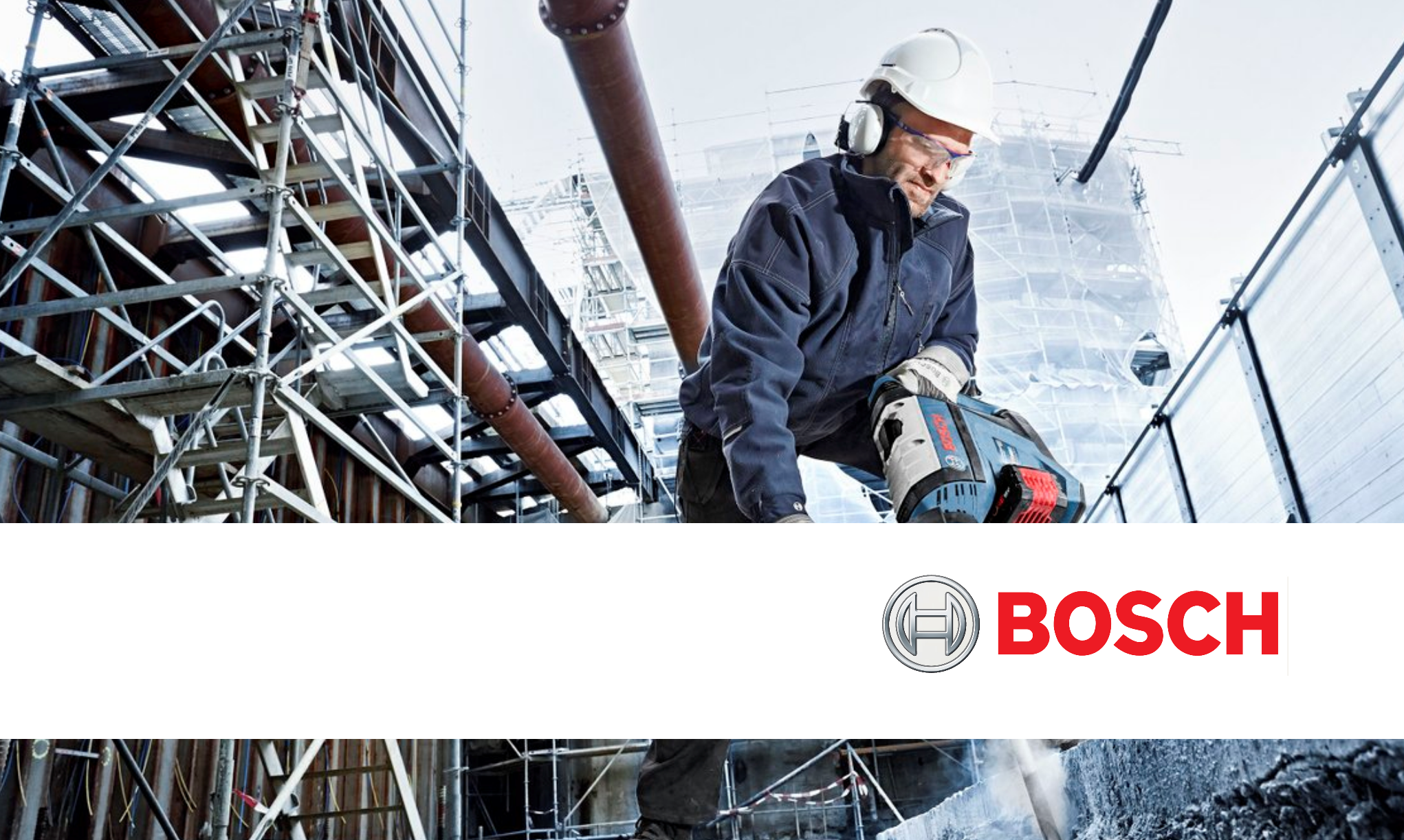 Bosch Power Tools Sub Page Image