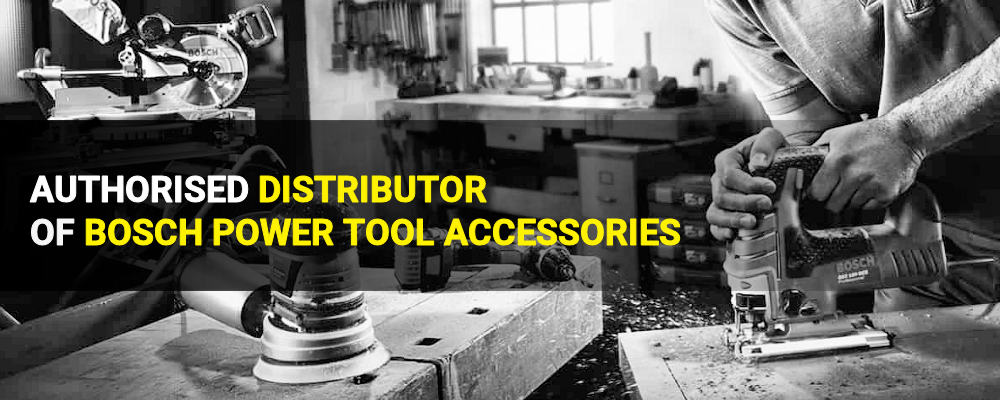 Bosch Power Tool Accessories New Page Banner