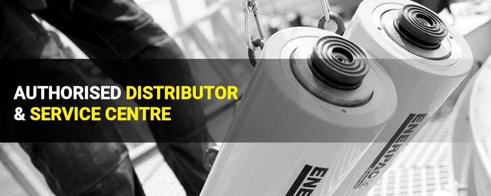 Authorised Distributor & Service Centre